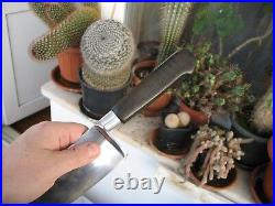 # Vintage Rare Sabatier JEUNE Chef's Knife 10 (240 mm) stainless