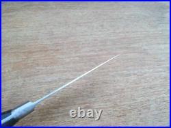 Vintage SABATIER Carbon Steel Smaller Chef or Larger Paring Knife RAZOR SHARP