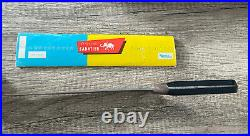 Vintage Sabatier High Carbon Steel 4-Star Chef Knife, with 10 Blade Ships fast