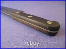 Wear Ever Pre Cutco 12 inch Professional Carbon Steel Chef Knife 6125-12 #2