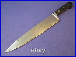 Wusthof Carbon Steel 10 inch Chef Knife 4582-562/10- #2